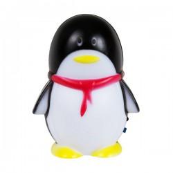 LED Φωτιστικό Νυκτός Πιγκουίνος 1W Spotlight