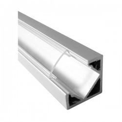 LED Stripe Aluminium Profile With Transparent Plastic Cover Spotlight 6289