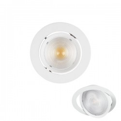 LED Recessed Spotlight Adjustable 10W SMD 950lm SpotLight 5989