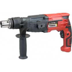 Hammer Drill & Rotary Hammer SDS - PLUS 800W TD 800 K STAYER