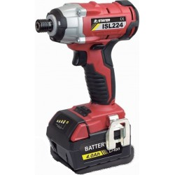 Pulse Screwdriver Rechargeable 18V Brushless ISL PK 224 STAYER