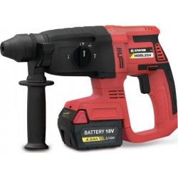 Rotary Hammer Brushless SDS-PLUS 18V (With Battery 4Ah.) HDBL 224 STAYER