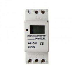 Rag Timer Digital Daily / Weekend AHC15A ALN TOP ELECTRONIC