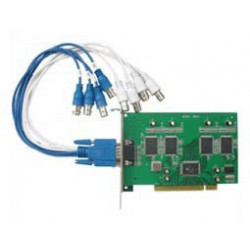 Recorder DVR PCI Card 4CH.IN 4CH Real 4CH Video C9404A BOR Top Electronic