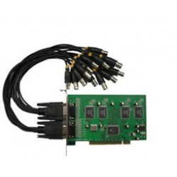Recorder DVR PCI CARD 16CH.IN 4CH REAL C10416 BOR Top Electronic