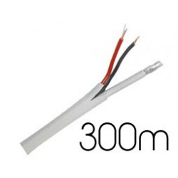Cable CCTV VIDEO (RG59)+2X0.50 300m HAI Top Electronic