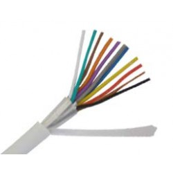 Alarm Cable 10X0.22 & Aluminum Sheet (A) HSU Top Electronic