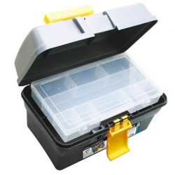 Εργαλειοθήκη Πλαστική 29x175x175 + Κουτί Αποθήκευσης SB-2918 S/PRO