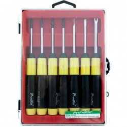 Mobile Phone Screwdriver Set 7pcs. 8PK-2065 T/PRO Pro'sKit
