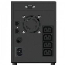 UPS LINE INTERACTIVE 1400VA Modified Halftone BLAZER WH CEN TOP ELECTRONIC