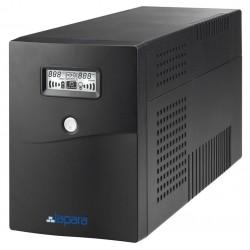UPS LINE INTERACTIVE 2000VA Modified Halftone LA-VST-2000 LCD BK VOL TOP ELECTRONIC