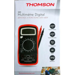 Digital Multimeter CATIII - 600V 150510 Universe