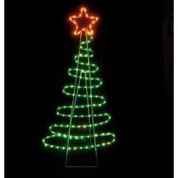 Led Tree With 5m Rope light, 112X51cm, IP44