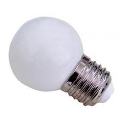 Λαμπα LED G45 E27 0.9W 220-240VAC 45X68 60LM 270° 6400K DAY LIGHT SGR Top Electronic