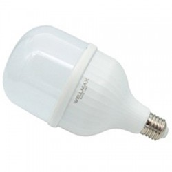 LED High Power E27 30W 176-264VAC 100X175 2300LM 230° 4000K Cool White WELLMAX