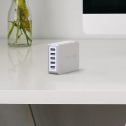Τροφοδοτικό USB, NITECORE UA55 Desktop Adaptor, 10A/50w High