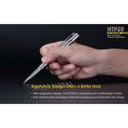 Tactical Pen NITECORE NTP20 Titanium