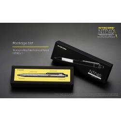 Tactical Pen NITECORE NTP40