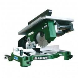 Mitre Saw With TCT Blade 24-Z 1200W 210x2,5x30 SC 210 W STAYER