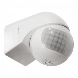 Σένσορας Κίνησης Υπέρυθρων Τοίχου IP44 max800W Spotlight