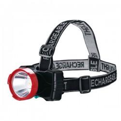 LED Φακός Κεφαλής Πλαστικός 1W IP44 Spotlight