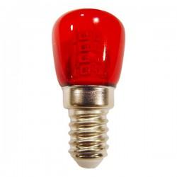 Λαμπτήρας T23 E14 1.5W Κόκκινο Spotlight