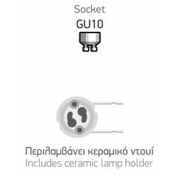 GU10 Celing Mounted Spots Movable Spotlight