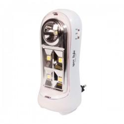 LED SMD COB Φωτάκι Ασφαλείας 1.5W IP20 230V Spotlight