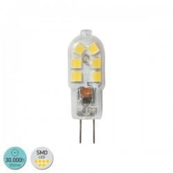 LED SMD Λαμπτήρας G4 2.5W Από Σιλικόνη 360° Ø12 12V Spotlight