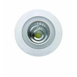 6W LED Downlight with Double Functions SMD & COB SpotLight
