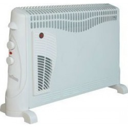 Convector With Floor Heating Turbo Fan with Adjustable Thermostat 2000W UNIVERSE