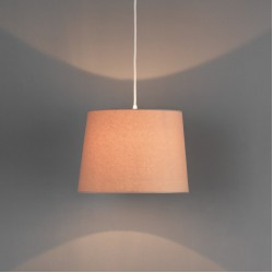 Tapered Lampshade For Pendant Lighting Φ:20x14 For Ε14 Lampholder Universe