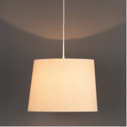 Tapered Lampshade For Pendant Lighting Φ:36x31 For Ε27 Lampholder Universe