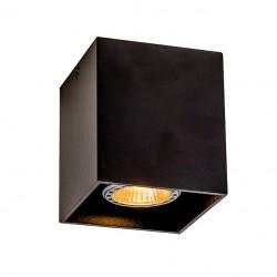 Φωτιστικό Downlight Square Dice GU10 82x82 Σε Διάφορα Χρώματα VIOKEF