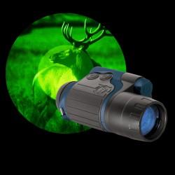 Μονόκιάλο Νυχτερινής Όρασης NV Scope NVMT Spartan 3x42 Επαγγελματική Σειρά YUKON