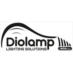 Dimmable LED Σποτ GU10 6W Cob Reflector 40° 230V AC Diolamp