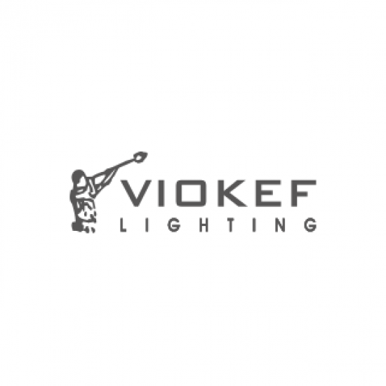 Lighting Fixture Table Lamp Metallic Dark Brown With Aged Metal Details 1xE27 Rustic VIOKEF