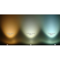 LED Lamp 5W G9 240V Clear Glass Universe
