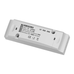 LD-RGB-DMX MASTER LED CONTROLLER DMX-512 (3_Channel) RGB