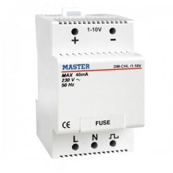 MASTER DM-CHL/1-10V Τελική μονάδα εξόδου 1-10V