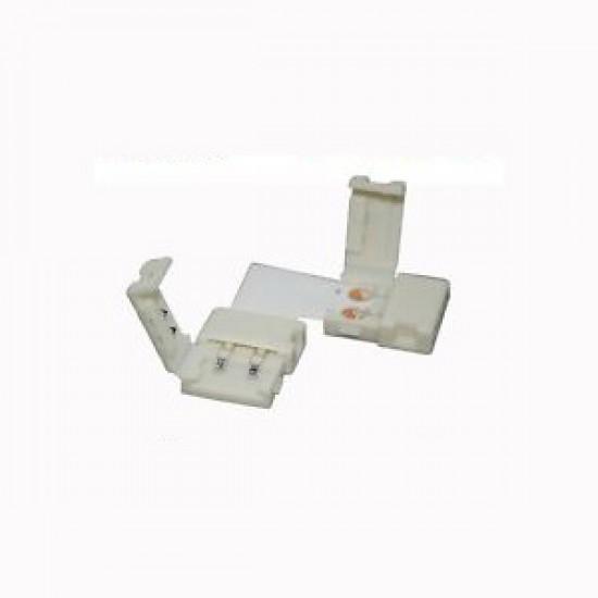 Connector L για Ταινία LED 5050