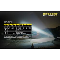 Επαγγελματικός Φακός LED NITECORE MULTI TASK HYBRID MH27UV