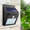 Solar With Sensor